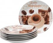 DOMESTIC by MÄSER TELLER Dessertteller 688184 20cm Latte Macchiat688184