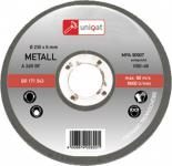 Uniqat SCHRUPPSCHEIBE Schruppscheiben für Metall 115x6mm