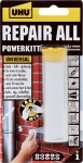 "UHU Klebstoffknetmasse ,, REPAIR ALL POWERKITT"" 49040 Repair Powerkitt 60gr."