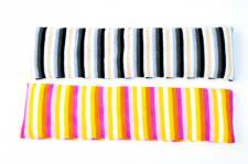Wärmekissen Lavendel mit Strickbezug versch. Farben Körnerkissen