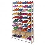 Schuhregal bis 30 Paar Schuhe Schuhständer Schuhschrank Regal Stecksystem Leicht