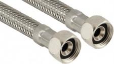 eyckhaus FLEX. Flexibler Metallverbindungsschlauch 1566 Verbind. 3/8 *3/8 *200mm