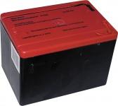 HORIZONT Weidezaunbatterien 15120 55ah Batterie 9v/