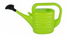 Gießkanne 10L mit Gießerhalter hellgrün Wasserkanne Blumengießkanne Blumenkanne