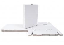 10 Kartons 185x135x35 Versandkarton Faltkarton Großbrief Pappkarton Warensendung