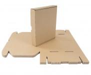 10 Kartons 22x18x4 cm Versandkarton Faltkarton Großbrief Pappkarton Warensendung