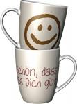 la vida LAVI Kaffeebecher 950532 Ka-becher 250ml SchÖn Po.950532