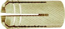 MEA SPREIZ-DUEBEL Spreizdübel Messing M 6 100st
