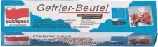 quickpack FRYINGTHEN QP Gefrierbeutel 70371 Gefr.beutel 8l 40x60 12er