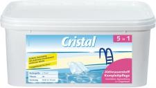 Cristal AKTIVSAUERSTOFF Aktiv-Sauerstoff Komplettpflege 1199240 Komplett2, 24kg