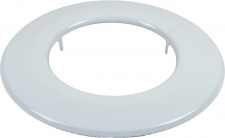 Homestyle Basic ROSETTE Emaille Weiss 120 Mm