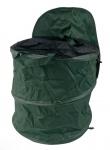 Pop Up Garten-Abfallbehälter 86 Liter Gartenbehälter Abfallbehälter Grüner Jan