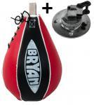 BRYAN Boxbirne + Swivel Halterung Speedball Schlagbirne Punchingball