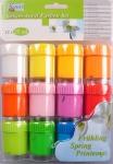 Acrylfarbenset 12x25ml Frühlingsfarben Künstlerfarben Acrylfarbe Malfarbe Farben