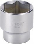 Uniqat STECKSCHL-EINSATZ Steckschlüsseleinsatz 1/2 17mm 9360c