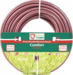 """Greentower GT Wasserschlauch ,, Comfort"""" Schlauch Comfort 1/2x50 Rot-grau"""