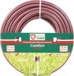 """Greentower GT Wasserschlauch ,, Comfort"""" Schlauch Comfort 1/2x30 Rot-grau"""