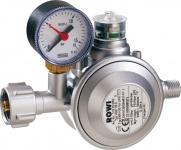 """ROWI Gas-Druckregler ,, HDG 1/2"""" 303020002 Gasdruckregler Doppelt303020002"""