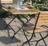 Consul Garden KLAPPTISCH Tisch, eckig, 120 x 80 cm, H: 72 cm 55768 120x80 Mainau
