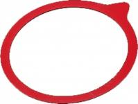 EINK.GUMMIRING Einkoch Gummiringe 9016 83x97 Rot 10er