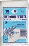 GEFRIERBEUTEL Tiefkühlbeutel 505 300x500 Bt A10st