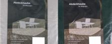 Abdeckhaube Schutzhülle für Loungegruppe 170x150x95cm Sitzgruppenhülle Möbelschutzhaube NEU