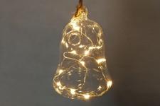 Brema GLASGLOCKE LED-Glasglocke 831212 Led 10fl Mini