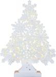 """LEUCHTER LED-Leuchter ,, Snowflake Tree"""" 270-51 Snowflake Tree 45x35"""