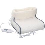 Elektrischer Fußwärmer Fußsack Wärmesack Fußheizung Wärmepantoffel Sohlenwärmer