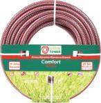 """Greentower GT Wasserschlauch ,, Comfort"""" Schlauch Comfort 3/4x50 Rot-grau"""