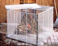 KOMPOSTER Kompostsilo 1120 100x100x80