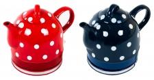 Keramik-Wasserkocher 1 Liter Nostalgie