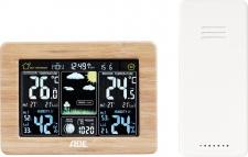 "ADE Funkwetterstation ,, WS 1703"" WS1703 Wetterstation Dcf Funkuhr"