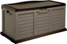 "KISSENBOX ,, Jumbo-Sitzbox"" 14-811 Jumbo Sitzbox Mocca"