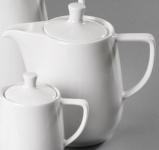 Friesland Porzellan-Germany FRI Kaffeekanne 1200023011 Kaffeeka.3 Weiß 0, 9l