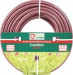 """Greentower GT Wasserschlauch ,, Comfort"""" Schlauch Comfort 1/2x20 Rot-grau"""