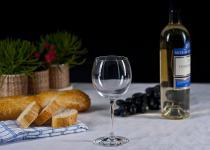 2er Set Cristal d'Arques Paris Weingläser Weinglas Weißwein