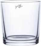 "GLAS-WINDLICHT/ Glas ,, CYLI"" 7080-9-99 Vase 9x7, 5"