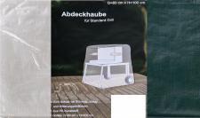 Abdeckhaube für Standard-Grill D=80cm x H=100cm Möbelschutz Schutzhülle Abdeckplane Schutzplane