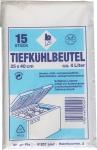 GEFRIERBEUTEL Tiefkühlbeutel 504 250x400 Bt A15st