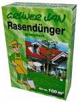 Grüner Jan Spezial Rasendünger granuliert 3kg Spezialdünger 100m² Rasen Dünger