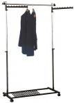 Luxus Garderobenständer Kleiderstange Kleiderwagen ausziehbar Garderobe Metall