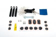 35tlg.Fahrradwerkzeug-Set Werkzeug Fahrrad Reparatur Flickzeug Schlüssel B-Ware