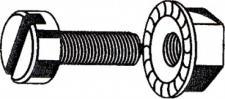ZYL-SCHRAUBE Zylinderschraube 5x10 M/mu