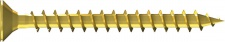 Uniqat SPANPL-SCHRAUB Spanplattenschrauben Gelb 2, 5x12 A50st C