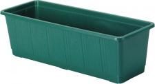 "Geli Goods for green BEWAE-BL-KASTEN Bewässerungs-Blumenkasten "" Aqua-Green"" 83910011 100cm Gruen"