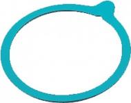 GUMMIRING Einkoch Gummiringe 9019 94x108 Bt.a 10st Blau