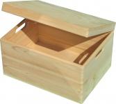 FSC Kiste mit Deckel 8161 40x30x14