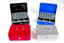 Geldkassette versch. Farben