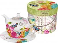 ppd Tea-4-One-Set 602490 Tea 4one Setlove Letter